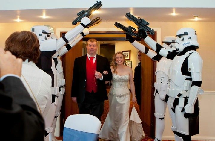 Heroes 4 Hire   Star Wars Wedding Hire Star Wars Characters To Appear At  Your Wedding In The UK Sc 1 St Heroes 4 Hire Amazing Hollywood Costume  Characters ...